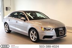 Pre-Owned 2016 Audi A3 1.8T Premium Sedan for sale in Beaverton, OR