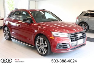 New 2019 Audi SQ5 Prestige SUV for sale in Beaverton, OR