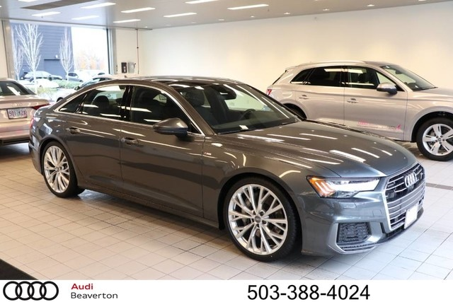 New 2019 Audi A6 Sedan For Sale In Beaverton Or Near Portland Or