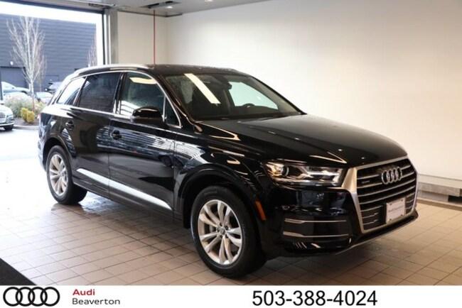 New 2019 Audi Q7 Premium SUV for sale in Beaverton, OR