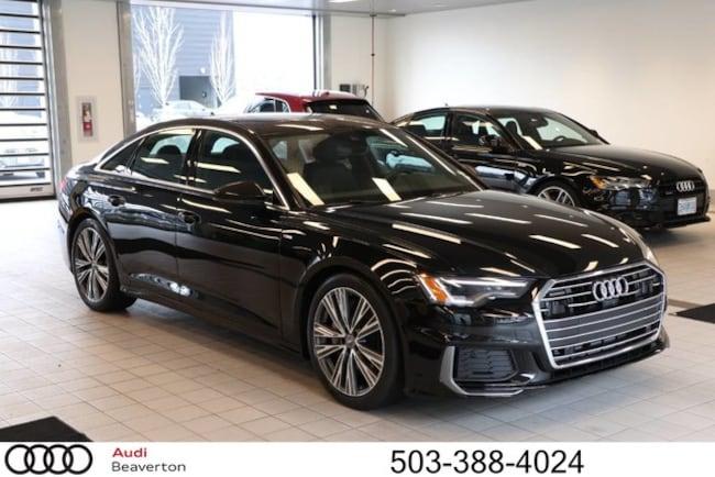 New 2019 Audi A6 Premium Plus Sedan for sale in Beaverton, OR