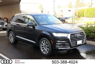 New 2019 Audi Q7 Premium Plus SUV for sale in Beaverton, OR