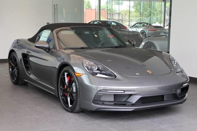 New 2019 Porsche 718 Boxster Cabriolet For Sale in Beaverton