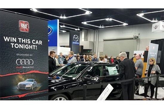 Audi Beaverton Portland Oregons New And Used Audi Dealership - Portland car show 2018