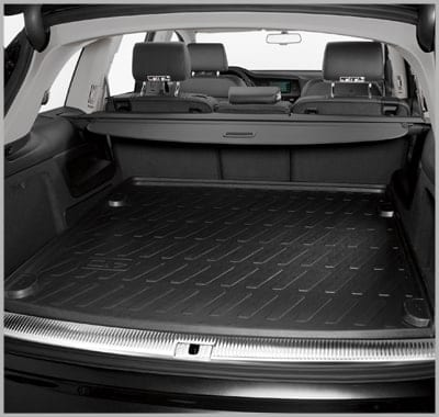 Audi All Weather Mats & Cargo Liners