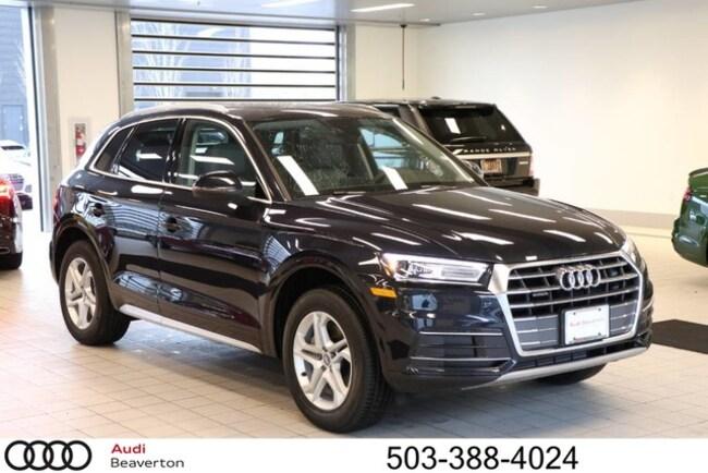 New 2019 Audi Q5 Premium SUV for sale in Beaverton, OR