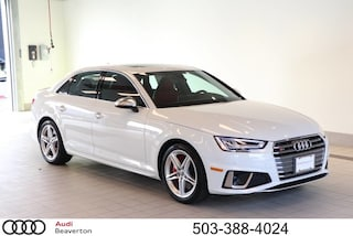 New 2019 Audi S4 Premium Plus Sedan for sale in Beaverton, OR