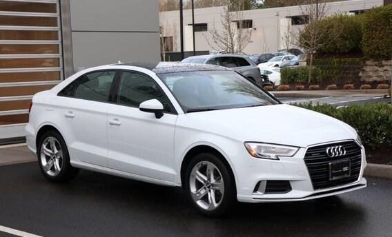 Audi Beaverton New Audi Dealership In Beaverton OR - Audi a3 lease