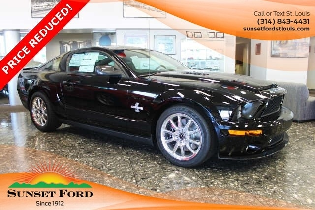 2008 Ford Mustang Shelby GT500KR Limited Edition Coupe