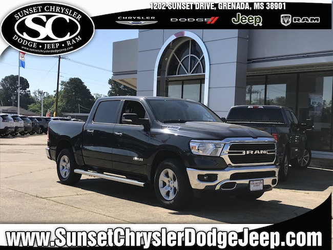 New 2019 Ram 1500 BIG HORN / LONE STAR CREW CAB 4X4 5'7 BOX Crew Cab near Oxford MS