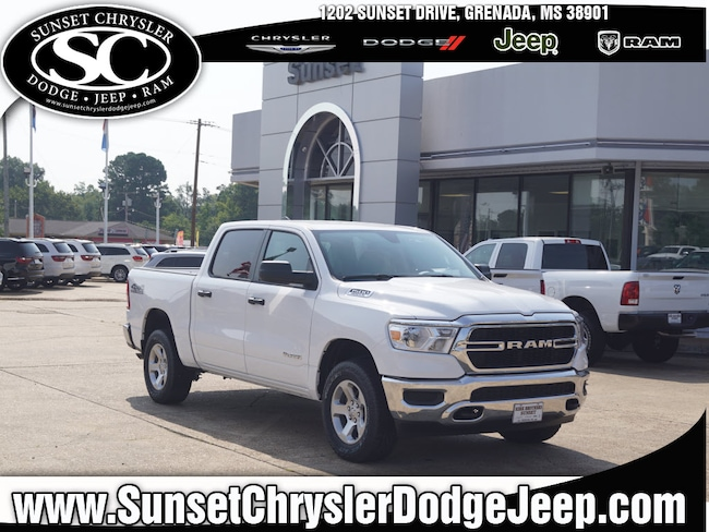 New 2019 Ram 1500 TRADESMAN CREW CAB 4X4 5'7 BOX Crew Cab near Oxford MS