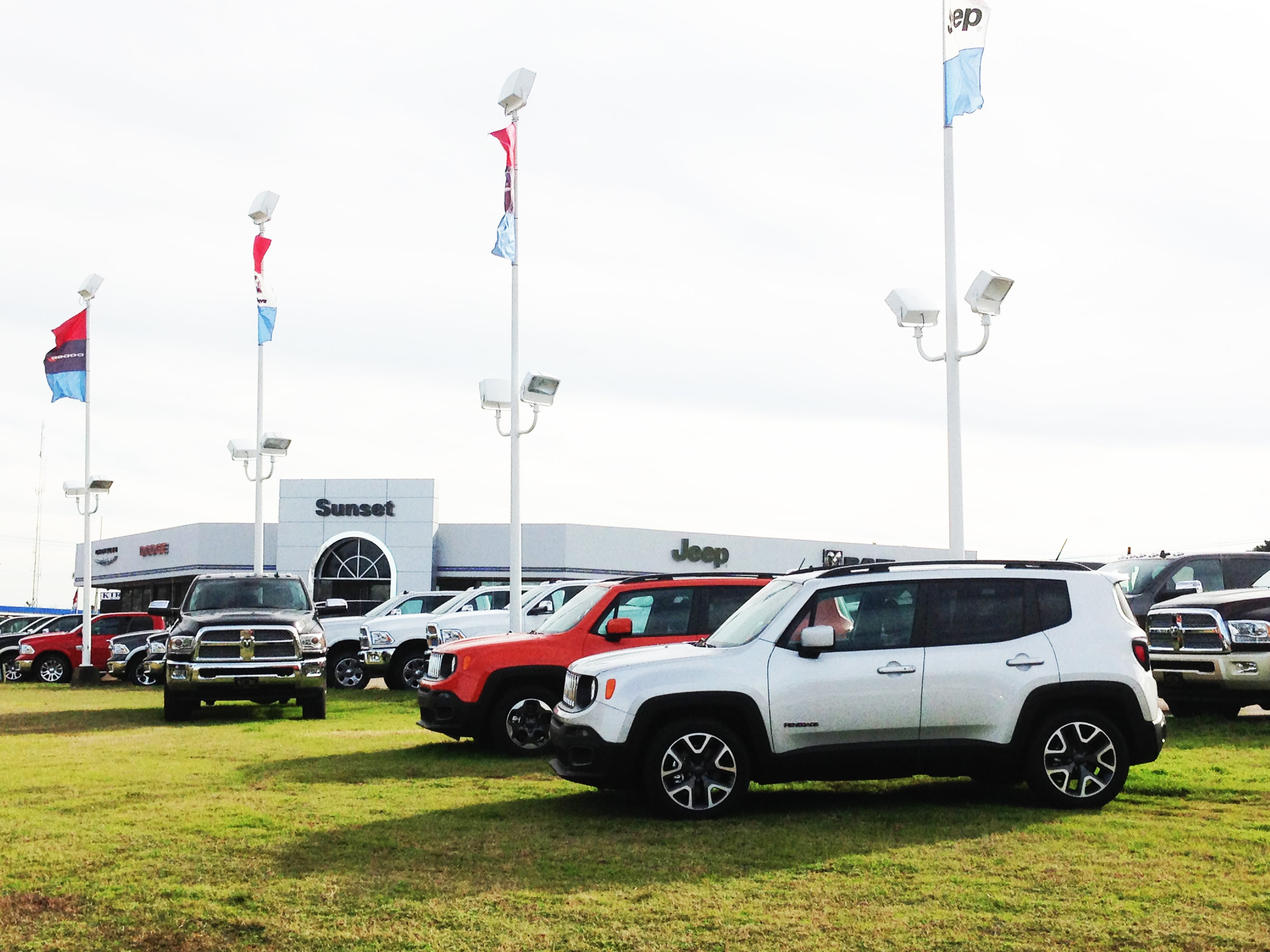 About Our Chrysler Dodge Jeep & Ram Dealership in Grenada ...