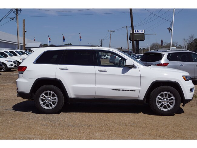 Used 2018 Jeep Grand Cherokee Laredo 4X2 4x2 Laredo  SUV near Oxford MS