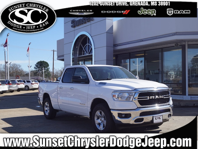 New 2019 Ram 1500 BIG HORN / LONE STAR QUAD CAB 4X2 6'4 BOX Quad Cab near Oxford MS