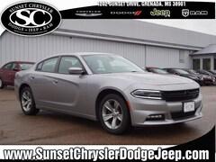 2018 Dodge Charger SXT Plus SXT Plus  Sedan w/Cloth
