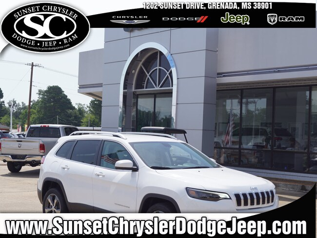 New 2019 Jeep Cherokee LIMITED FWD Sport Utility near Oxford MS