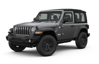 New 2018 Jeep Wrangler SPORT 4X4 Sport Utility in Sarasota, FL