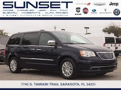 Used 2012 Chrysler Town & Country Limited Van for sale in Sarasota, FL