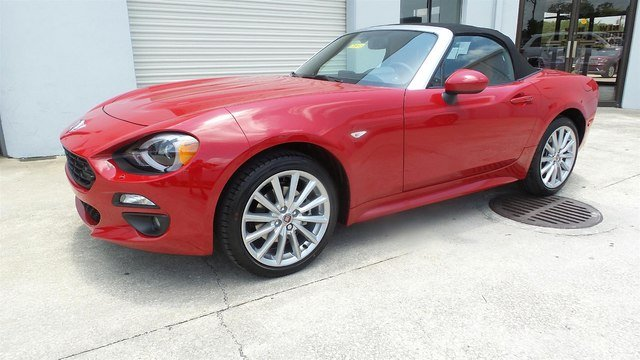 2018 FIAT 124 Spider LUSSO Convertible for sale in Sarasota, FL