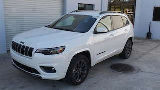 New 2019 Jeep Cherokee HIGH ALTITUDE 4X4 Sport Utility in Sarasota, FL