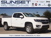 2015 Chevrolet Colorado Truck