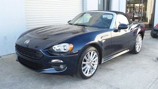 New 2019 FIAT 124 Spider LUSSO Convertible in Sarasota, FL