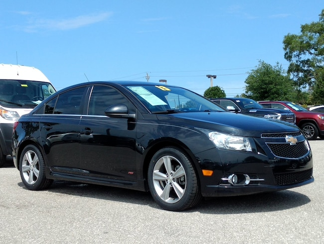 Used 2013 Chevrolet Cruze 2LT Sedan in Sarasota