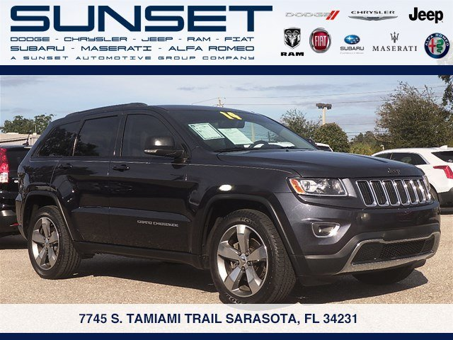 2014 Jeep Grand Cherokee Limited SUV for sale in Sarasota, FL