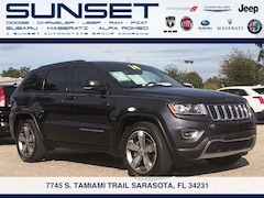 Used 2014 Jeep Grand Cherokee Limited SUV for sale in Sarasota, FL