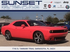 Used 2016 Dodge Challenger R/T Coupe for sale in Sarasota, FL