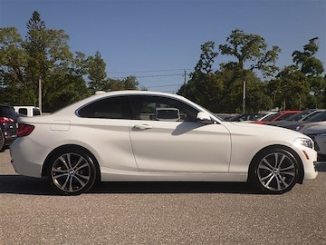 2016 BMW 228i Coupe