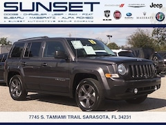 Used 2015 Jeep Patriot High Altitude Edition SUV for sale in Sarasota, FL