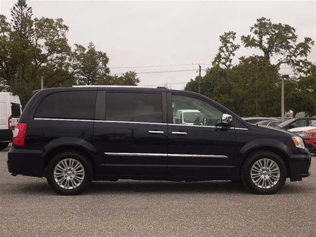 Used 2012 Chrysler Town & Country Limited Van in Sarasota