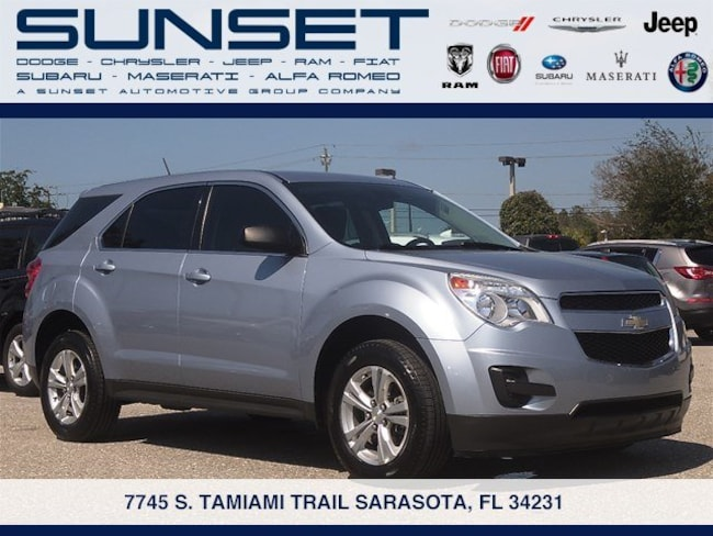 Used 2014 Chevrolet Equinox LS SUV in Sarasota