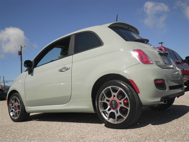 ... 2012 FIAT 500 Sport Hatchback ...