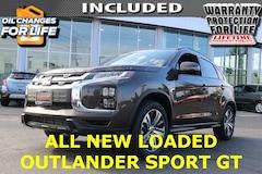 2020 Mitsubishi Outlander Sport 2.4 GT CUV