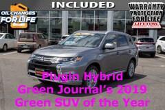 New 2019 Mitsubishi Outlander PHEV GT CUV in Auburn, WA