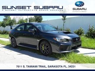 New 2019 Subaru WRX STI Sedan U1978 in Sarasota, FL