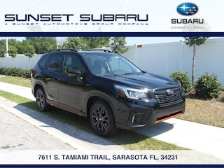 New 2019 Subaru Forester Sport SUV U19604 in Sarasota, FL