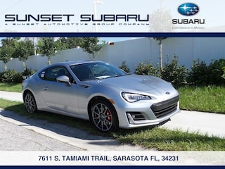 New 2018 Subaru BRZ Limited with Performance Package Coupe U181083 in Sarasota, FL