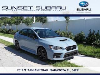 New 2019 Subaru WRX Premium Sedan U19109 in Sarasota, FL