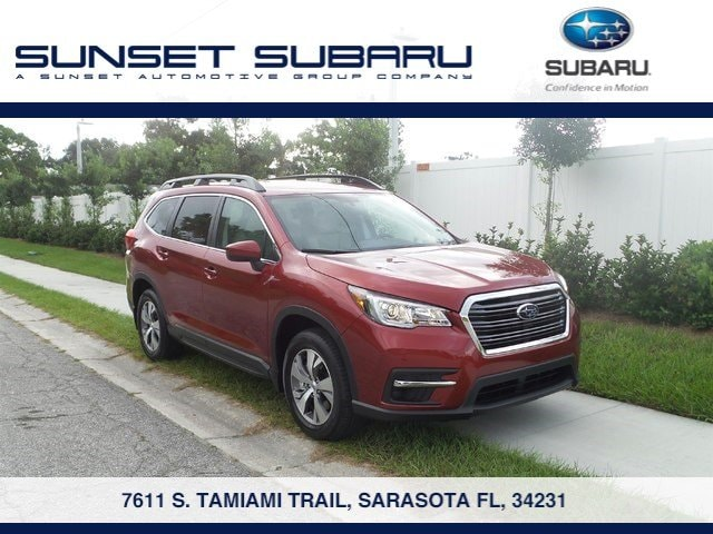 2019 Subaru Ascent Premium 8-Passenger SUV for sale in Sarasota, FL