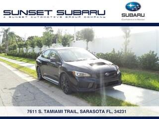 New 2019 Subaru WRX STI Sedan U19205 in Sarasota, FL