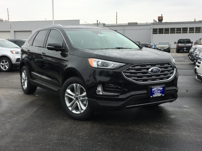 New Ford for sale 2019 Ford Edge SEL SUV in St. Louis, MO