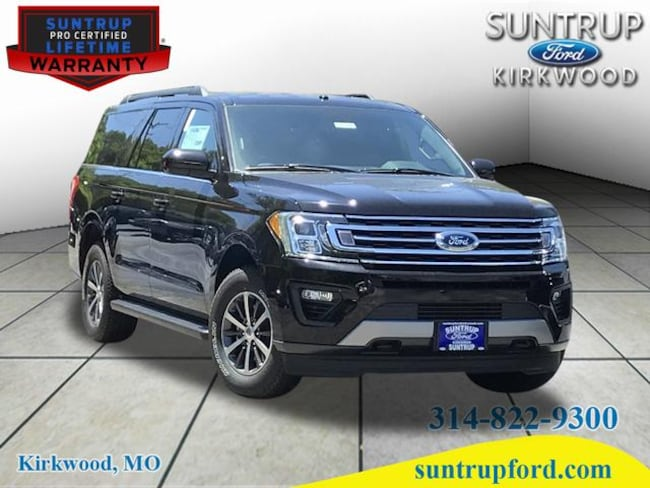 New Ford for sale 2019 Ford Expedition Max XLT SUV in St. Louis, MO