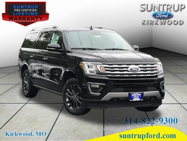 New Ford for sale 2019 Ford Expedition Max Limited SUV in St. Louis, MO