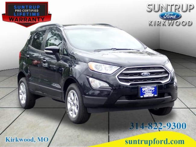 New Ford for sale 2019 Ford EcoSport SE SUV in St. Louis, MO