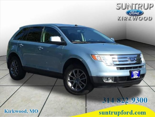 2008 Ford Edge SEL SEL  Crossover for sale near St. Louis MO at Suntrup Ford