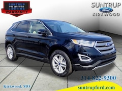 Used Vehicles 2018 Ford Edge SEL SEL  Crossover R1958 in St. Louis, MO