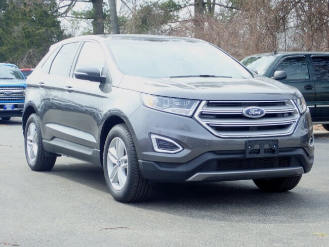 2018 Ford Edge SEL SEL  Crossover R1948 for sale at Suntrup Ford near St. Louis MO